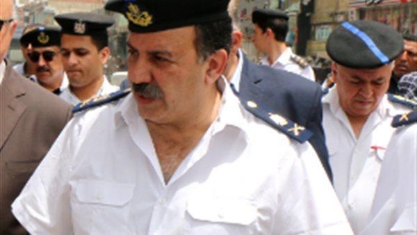 """تعرف على سيرته الذاتية .. """"أبو النصر"""" مديرًا لأمن مطروح"""