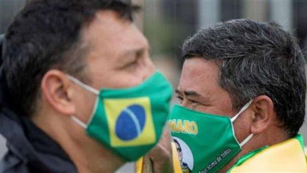 كورونا في البرازيل.. 42283 إصابة و1318 وفاة جديدة