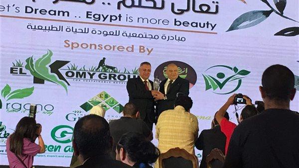برلمانى أردني: العالم في حالة فوضى ومصر تبنى الجسور والمبانى