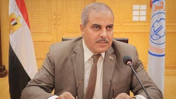رئيس جامعة الأزهر يعيد تشكيل مكتب التميز الدولي
