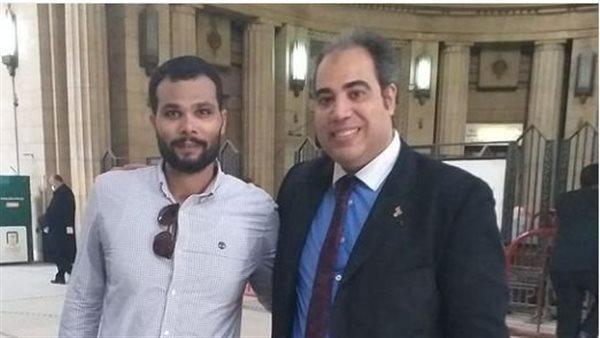 """بعد حكم البراءة.. أحمد عبدالله محمود: """"شكرًا للقضاء المصري"""""""