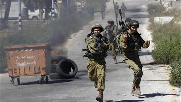 إصابة فلسطينيين بالرصاص الحي خلال مواجهات مواجهات مع الاحتلال في جنين