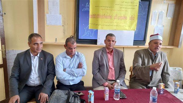 حلقة بحثية عن دور الشباب في بناء المجتمع بثقافة المنيا