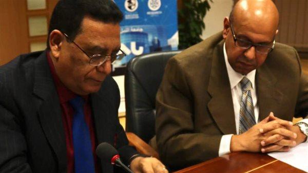 """""""النيل الأهلية"""" توقع بروتوكولا تعليميا مع جامعة تينيسي الأمريكية"""