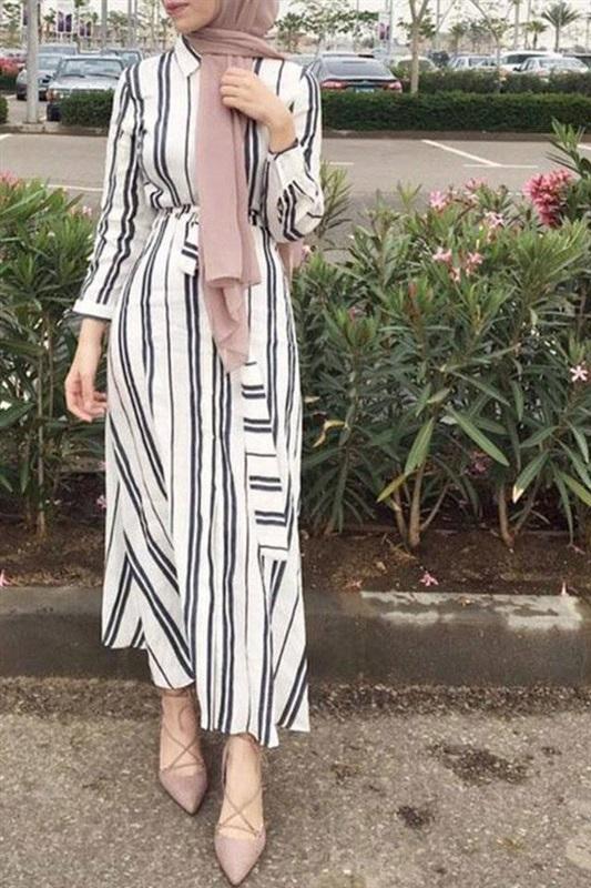 f18b1db13 البوابة نيوز: أزياء موضة صيف 2018