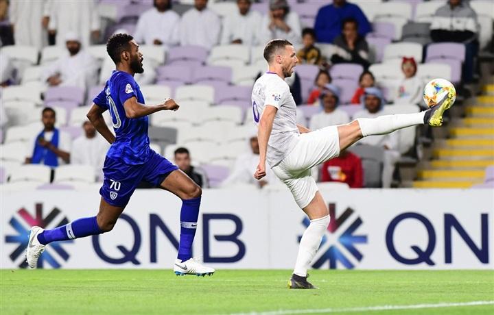 هدف واحد يحقق الفوز لفريق الهلال السعودي