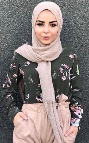 40e53ca880767 البوابة نيوز  بالصور.. تعرفي على موضة لفة الحجاب لعام 2019