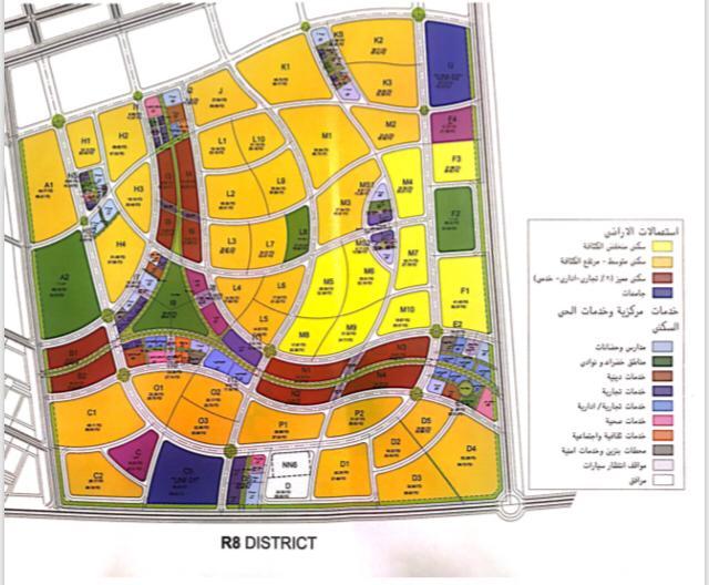 البوابة نيوز الإسكان تصدر قرارات بشأن حي R8 بالعاصمة الإدارية الجديدة