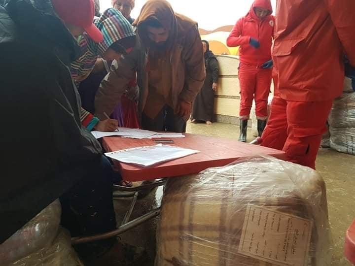 التضامن: إنقاذ 427 طفلا ومشردا خلال موجة الطقس السيئ