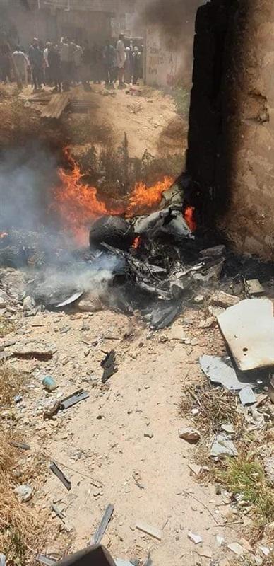 الجيش الليبي يسقط طائرتين تركيتين خلال 12 ساعة 645