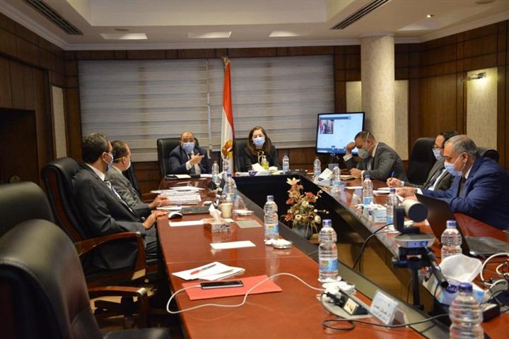 شعراوي: برنامج التنمية المحلية بصعيد مصر حقق أهم أهدافه ونتائجه المتوقعة