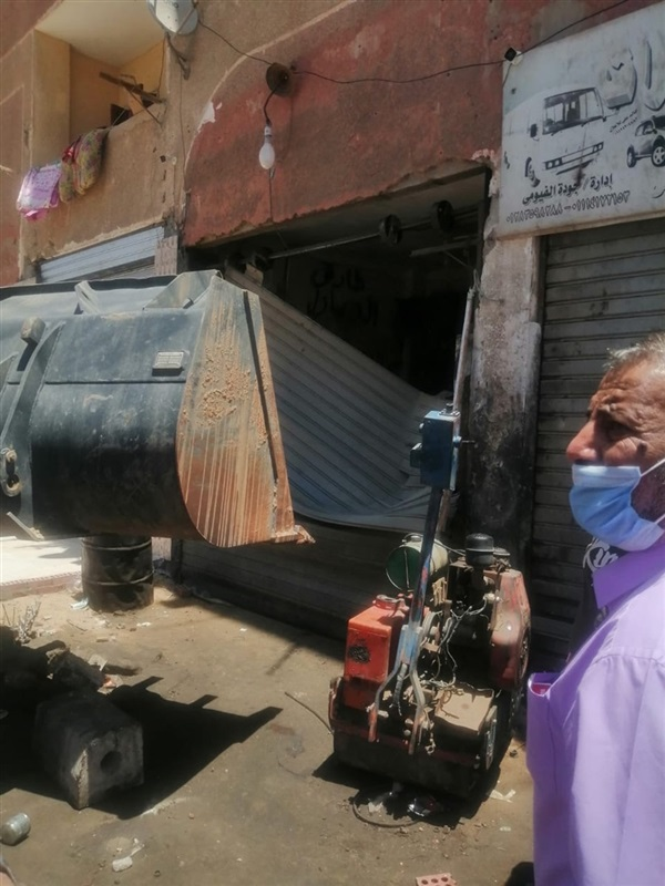 وزير الإسكان: تنفيذ 16 قرار غلق وإزالة للتعديات بمدينة بدر