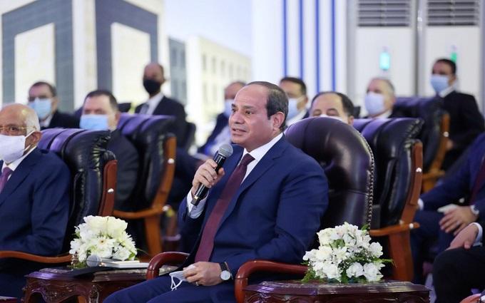 12 صورة ترصد افتتاح السيسي للجامعة المصرية اليابانية للعلوم والتكنولوجيا