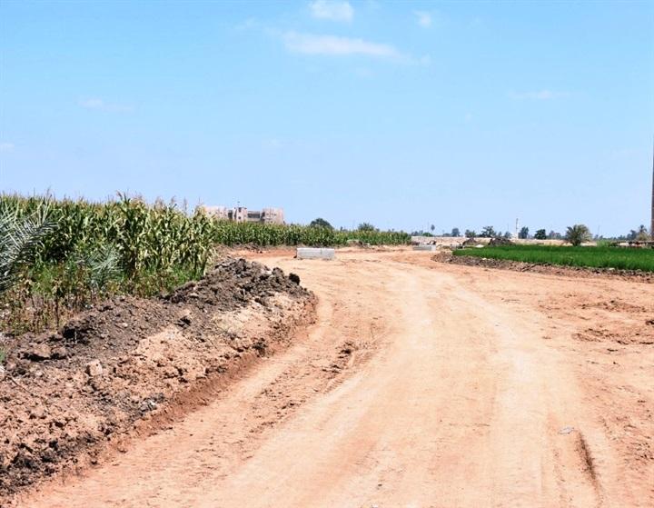 محافظ الشرقية يتفقد مشروع ردم وتغطية ترعة الرملية بـ 4.5 مليون جنيه