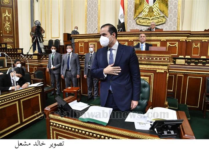 كيف تغلبت أمانة البرلمان على مخاطر كورونا في الجلسة الإجرائية؟