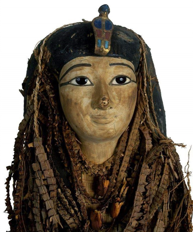 قبل نقلهم لمتحف الحضارة.. تعرف على الملك أمنحتب الأول وأخته مريت آمون
