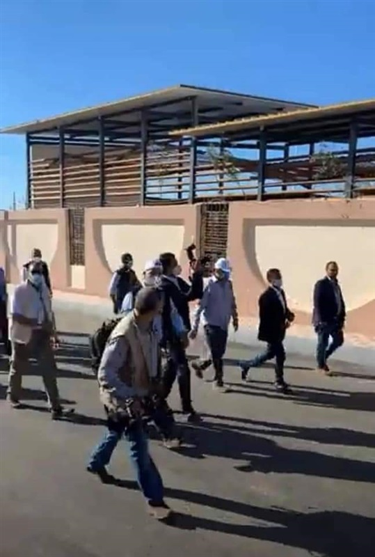 رئيس الوزراء يفتتح مكتبة مصر العامة بعزبة البرج في دمياط
