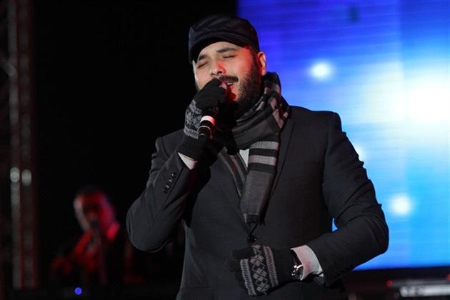 ظهور المطرب رامى عياش فى حفل  بورتو السخنة