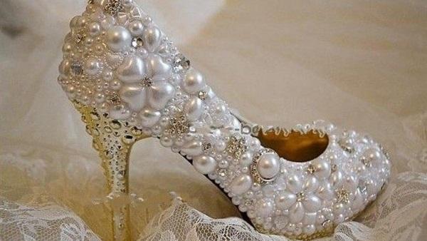 8d72b4f04 البوابة نيوز: 5 قواعد لاختيار حذاء الزفاف