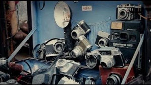 البوابة نيوز: بالفيديو.. كاميرات قديمة من القرن الـ19.. خالد ...