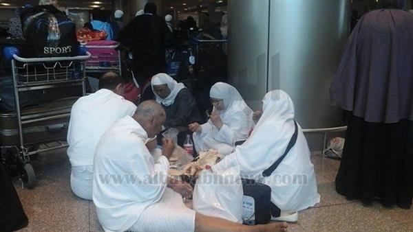 2eb65e6b7 البوابة نيوز: تأخر إقلاع 9 رحلات سعودية 8 ساعات بمطار القاهرة ...