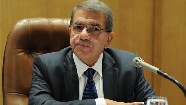 وزير المالية الدكتور