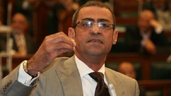 مصطفى الجندى، رئيس