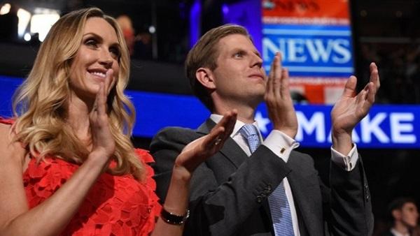 لارا ترامب زوجة إريك