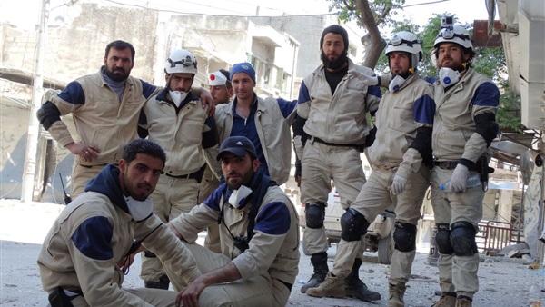 البوابة نيوز مقتل 7 عناصر من الدفاع المدني السوري برصاص مجهولين في