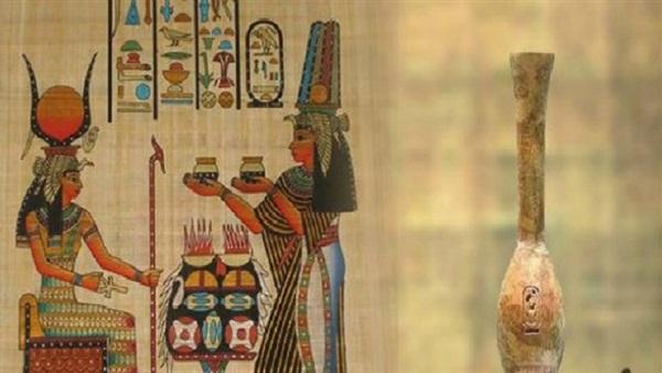 d9aa32171 البوابة نيوز: المصريون القدماء أول من صنعوا العطور