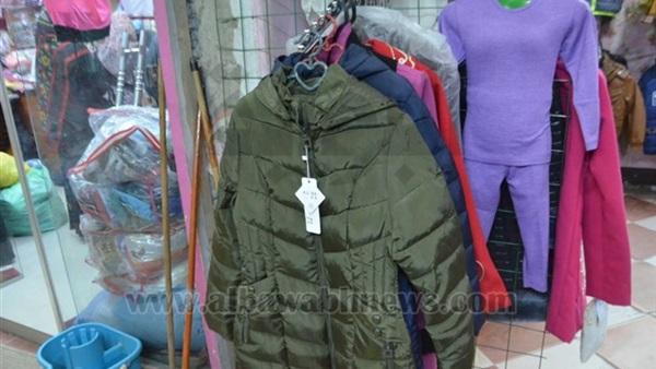 e189ffbde38eb البوابة نيوز  أسعار الملابس الشتوية.. برد وخراب ديار في الإسكندرية