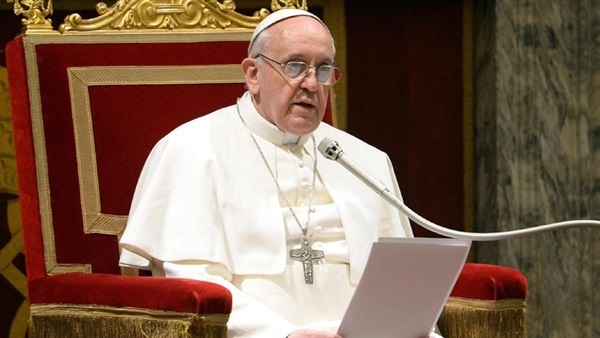 afc060c2ea836 البوابة نيوز  بابا الفاتيكان.. محب الفقراء وحامل السلام