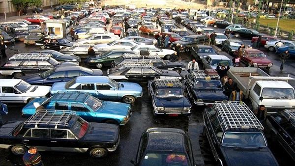 30ac37903cb15 البوابة نيوز  500 ألف سيارة تنتظر