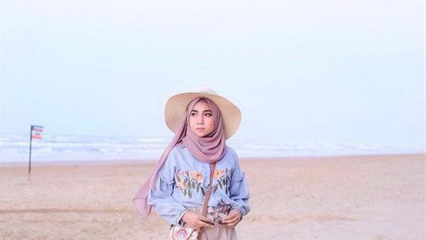 5a350fbe7 البوابة نيوز: تعرفي على ملابس الشاطئ للمحجبات لصيف 2018