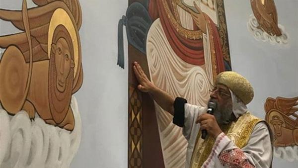 bd862c37ae4d5 البوابة نيوز  تدشين الكنائس في الأرثوذكسية كيف يتم وما الهدف منه؟