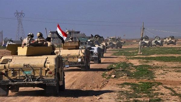 : القوات العراقية تطلق عملية أمنية لمطاردة عناصر داعش