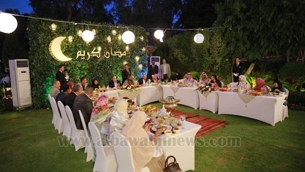 البوابة نيوز: السيسي في حفل إفطار أبناء الوطن:  رأيت في أفكارهم وعيًا بواقعنا
