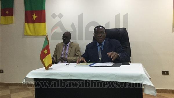: سفير الكاميرون: نرفض تقسيم بلادنا ودعوة الأمم المتحدة باطلة