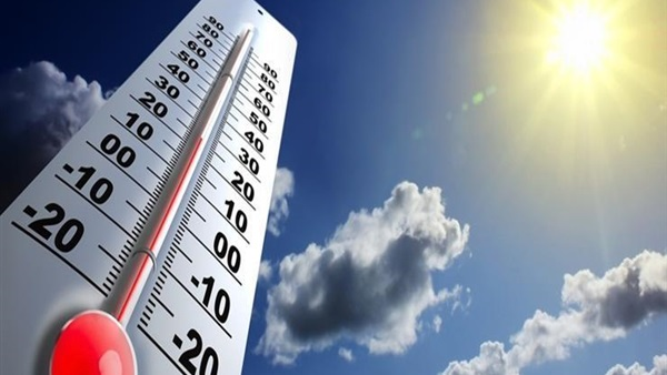 : الأرصاد: غدا ارتفاع طفيف في درجات الحرارة.. والعظمى بالقاهرة 36