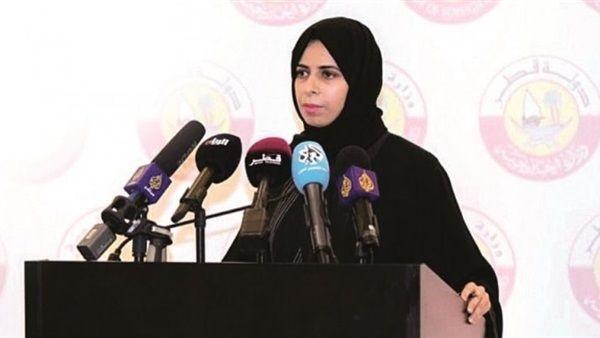 البوابة نيوز: « لولوة_الخاطر_تكسر_الخاطر».. هاشتاج يسخر من متحدثة الخارجية القطرية
