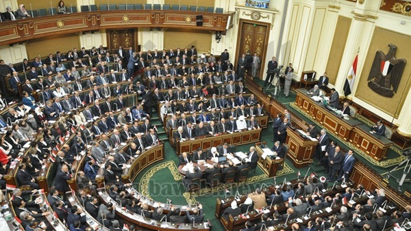 البوابة نيوز إسكان البرلمان الحكومة لم تتقدم بمشروع قانون