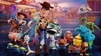Toy Story 4 يتصدر