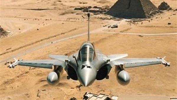 :  إرادة جيل : نفتخر بسلاح الجو والجيش المصري