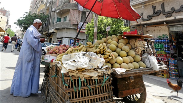: جهاز تنمية 6 أكتوبر: سيمنع الباعة الجائلين بالمدينة عبر  شارع مصر