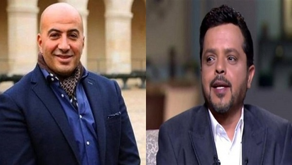 : محمد هنيدى ومجدي الهواري يؤديان مناسك العمرة