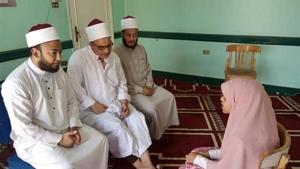 : أوقاف السويس تعقد اختبارات مسابقة القرآن الكريم