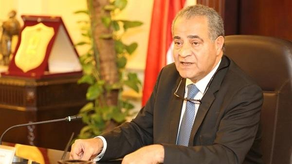 : وزير التموين: إضافة المواليد الجدد على البطاقات في سبتمبر