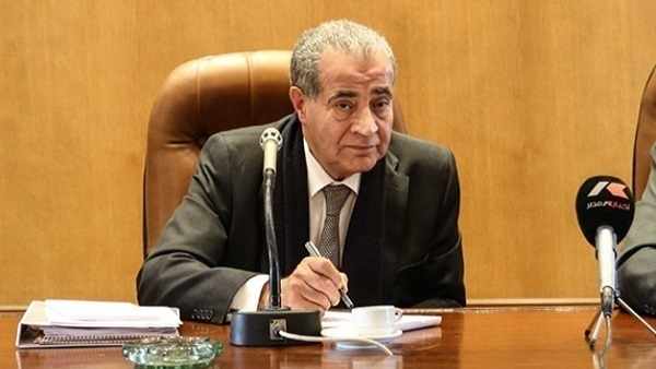 : وزير التموين يطالب الاتحاد الأوروبي بالتعاون في مجال البنية التحتية للتجارة الداخلية
