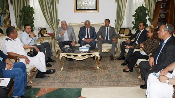 البوابة نيوز: شرم الشيخ تستعد لاستضافة اجتماع اللجنة التشاورية لبنك التنمية الأفريقي  GCC