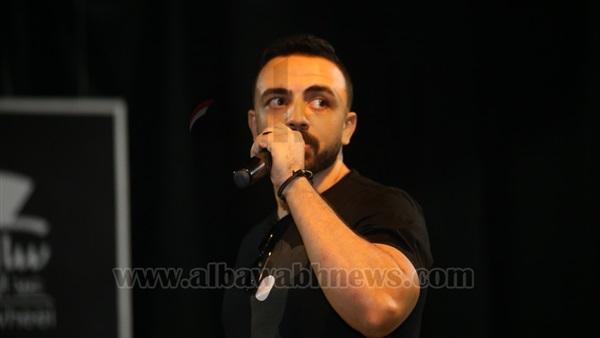 البوابة نيوز: صور  حفل عماد كمال بساقية الصاوي.. وأكرم حسني يدعمه هاتفيا